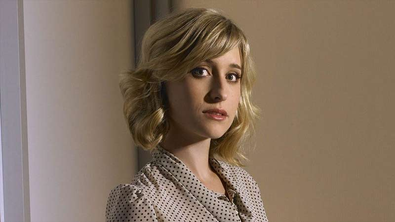 Smallville Star Allison Mack