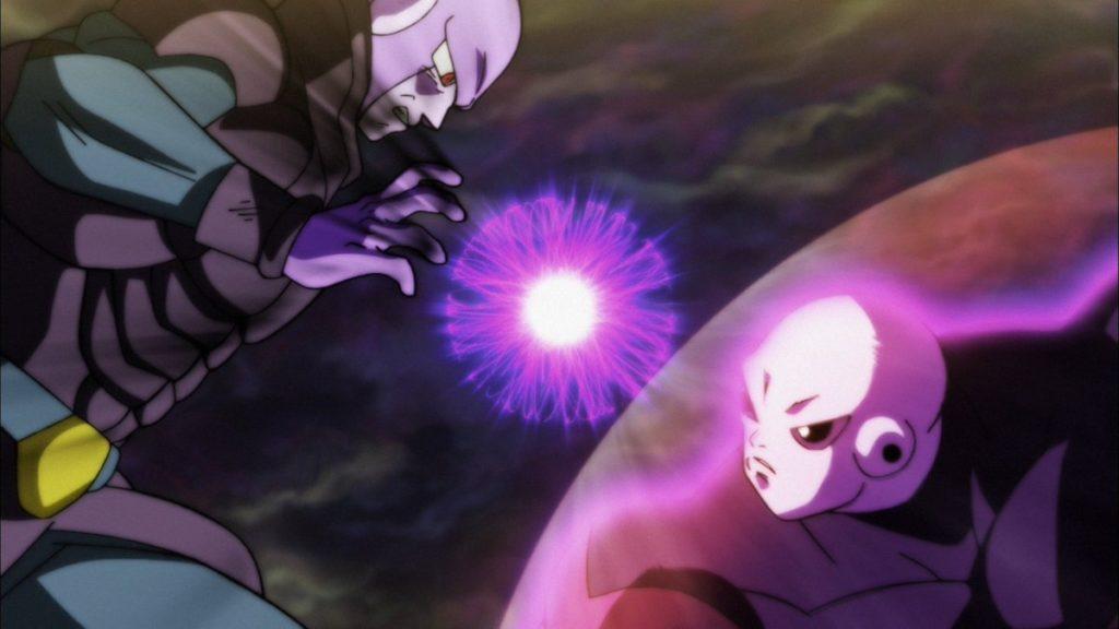 Hit vs Jiren Poder real