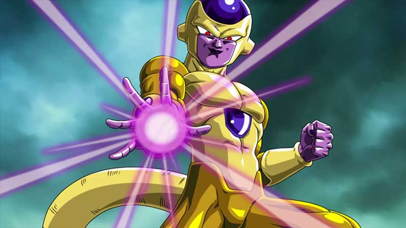 poderosos del universo 7 de Dragon Ball