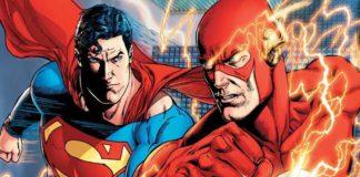 DC confirma quién es más rápido: ¿Flash o Superman?