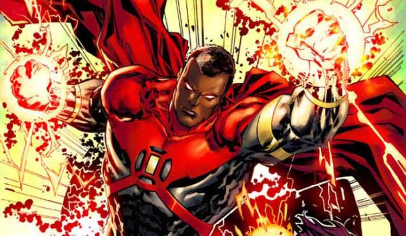 Icono DC comics