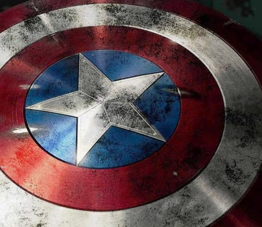 Subasta del escudo del Capitán America