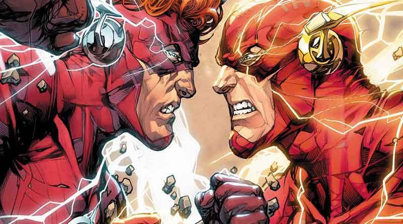 Flash se convirtiera en el héroe mas poderoso de DC