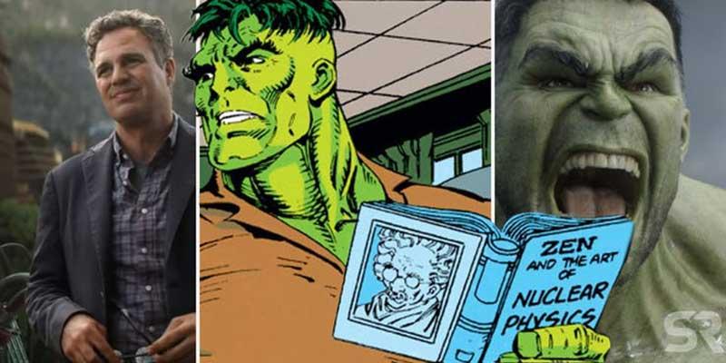 Hulk es en realidad un impostor de Skrull en la MCU