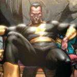 Dwayne Johnson dice que Black Adam 2019 podría filmar a finales de 2019