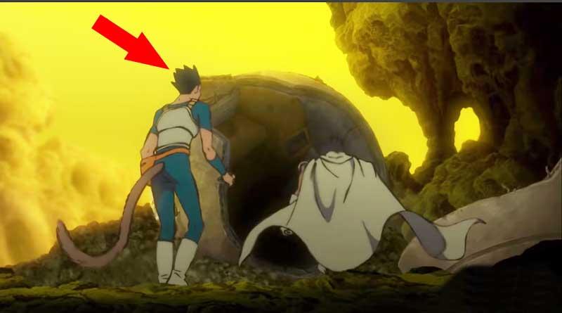 Dragon Ball Super Broly misteriosa identidad Saiyan revelada