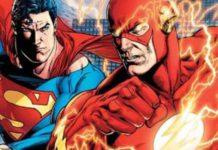 Flash es más rápido que superman el hombre de acero