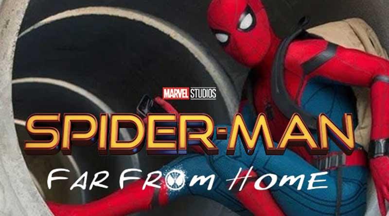 Spider Man Far From Home fecha de lanzamiento