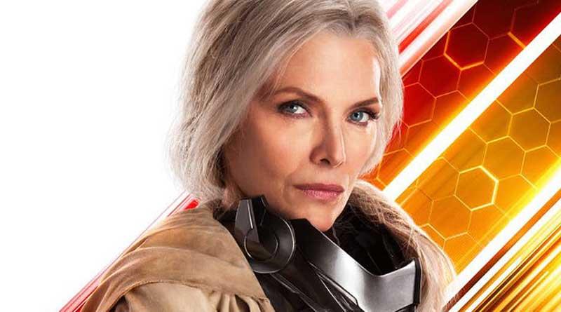 Ant-Man y The Wasp: Los poderes de Janet Van Dyne