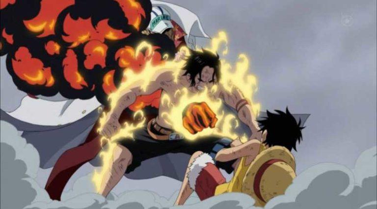 Este es el verdadero motivo detrás de la muerte de Ace en one piece