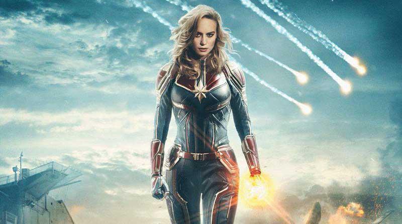 El trailer de Capitán Marvel se estrenará en septiembre