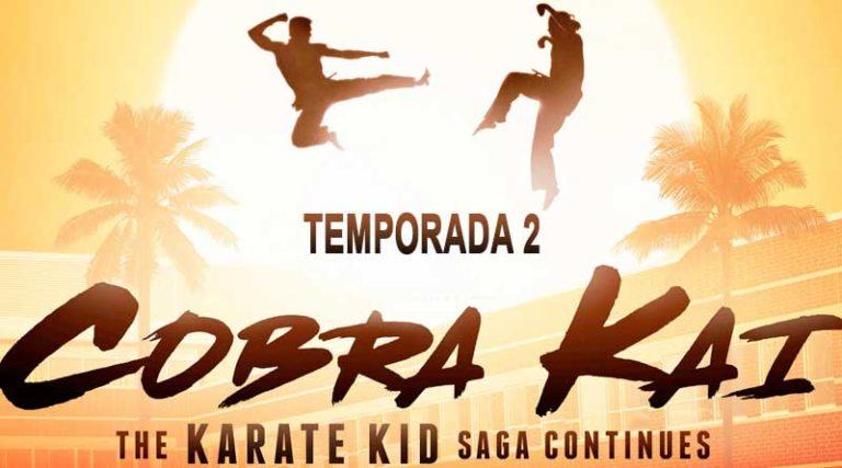 Cobra Kai Temporada 2 - Todo lo que sabemos