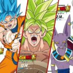 Película de Dragon Ball Super: Broly revela 7 carteles de personajes