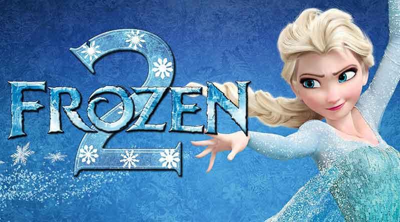 Frozen 2 - Actualización