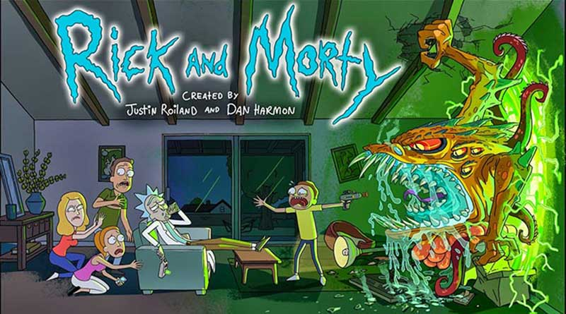 Episodios de la Temporada 4 de Rick y Morty