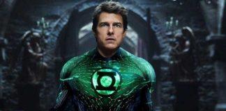 Una breve historia de rumores sobre Tom Cruise jugando a Green Lantern