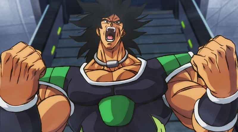 Dragon Ball Super: Broly Película completa Spoilers