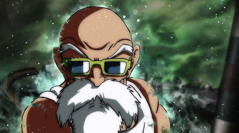 Dragon Ball Super revela Roshi Ultra Instinto en el manga