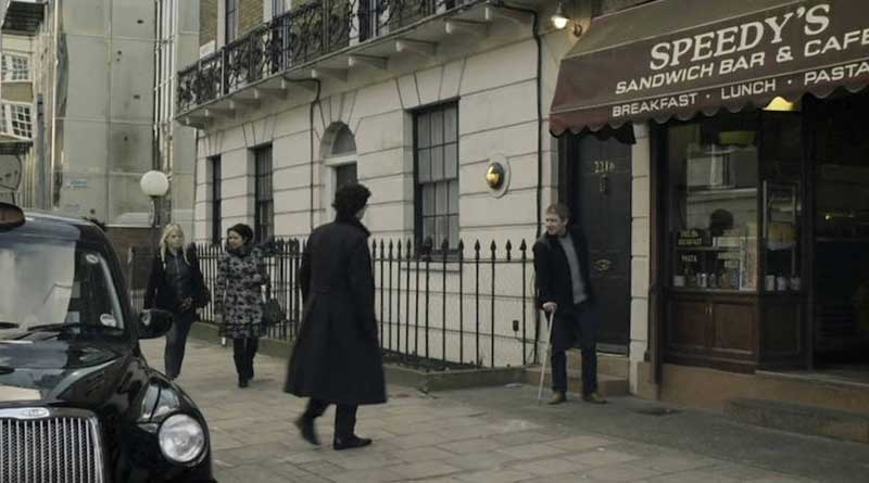 Speedy's Sandwich Bar & Café Sherlock