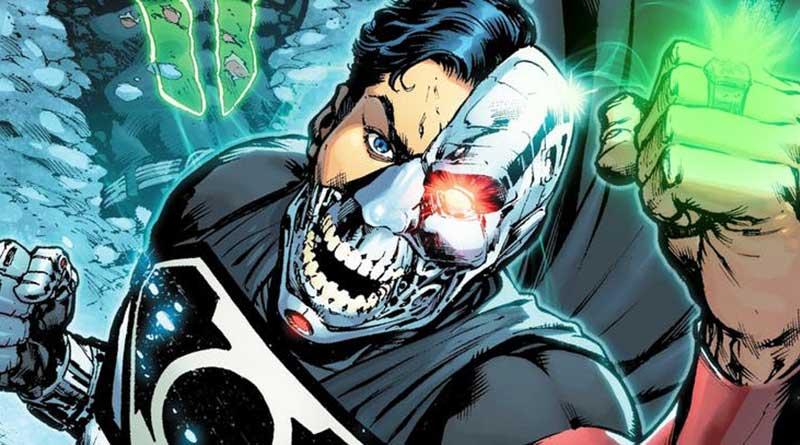 Cyborg Superman Acaba de superar el Green Lantern Corps