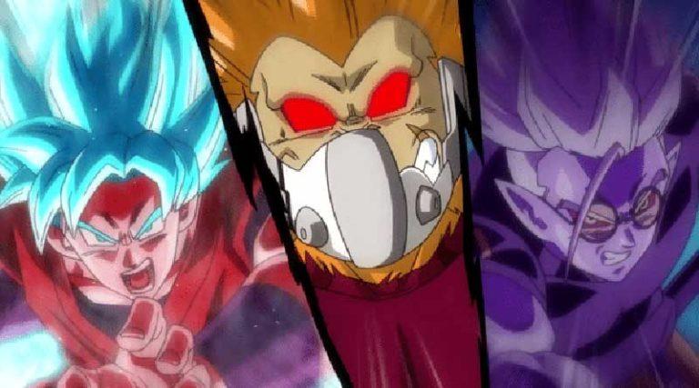 Episodio 4 de Dragon Ball Heroes Fecha de lanzamiento y Spoilers