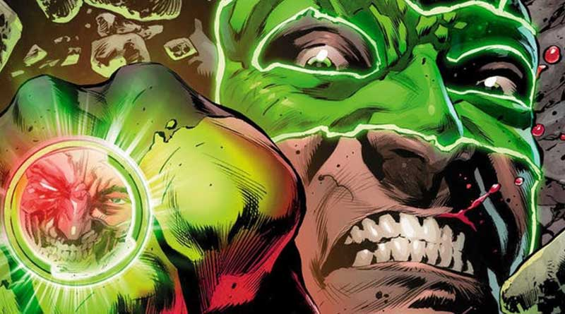 Cyborg Superman Green Lantern