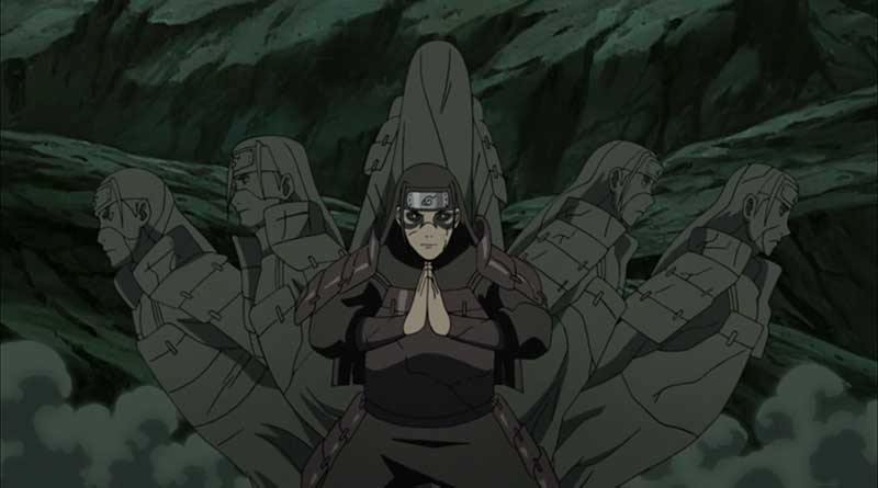 Esta verdad detrás del origen de Mokuton en el mundo de Naruto