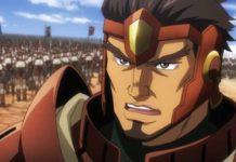 Overlord temporada 3 episodio 12 - masacre y Splat