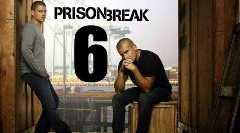 ¿Cuándo sale Prison Break Temporada 6?