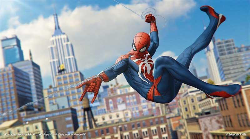 El modo de foto de Spider-Man estará disponible en el primer día