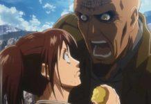 Attack on Titan Temporada 3 Episodio 12: Fuera de los muros