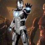 Avengers 4 Spoilers: Traje blanco de Iron Man