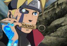 El Karma es una especie de sello, que una persona obtiene después de matar a un Otsutsuki.