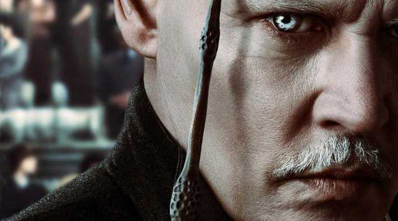 Johnny Depp regresará como Grindelwald en Fantastic Beasts 3