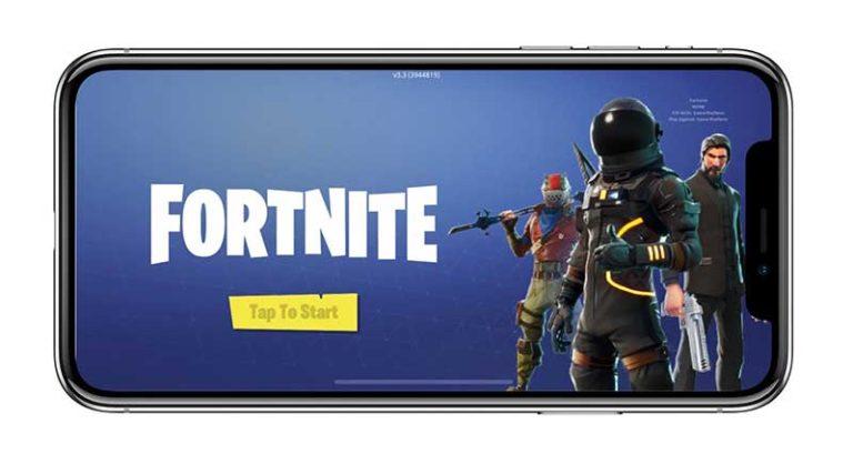 Fortnite continúa enriqueciendo a Epic Games, 300 millones de dólares en iOS