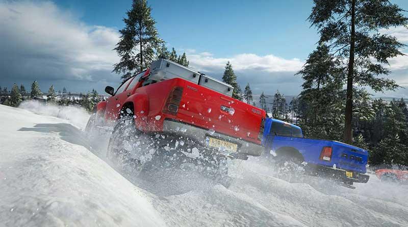 Forza Horizon 4: Actualizaciones del juego
