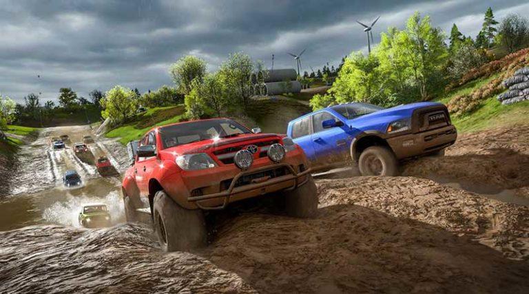 Forza Horizon 4: Detalles clave y anuncio Trailer