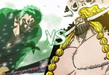 One Piece 921: Zoro Vs Jack Y Más Spoilers