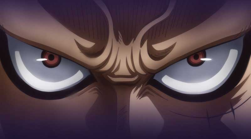 One Piece Episodio 857 - ¡Gear 4 Luffy contraataca!