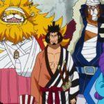 One Piece Capítulo 922: ¿Quién es Shutenmaru?