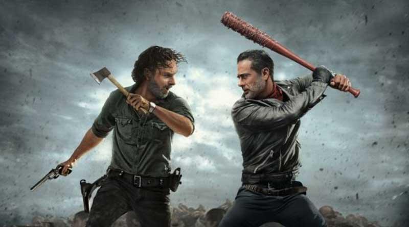 Rick vs Negan