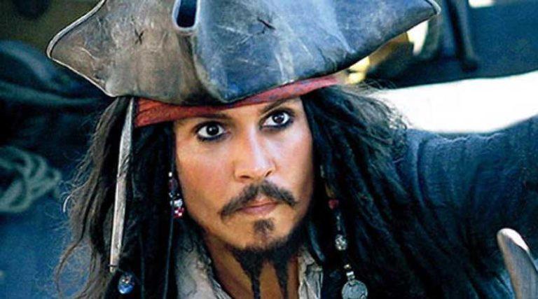 Piratas del Caribe: Johnny Depp ya no interpretara a Jack Sparrow