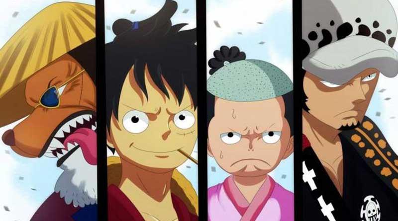 One Piece Capítulo 921 Spoilers y fecha de lanzamiento