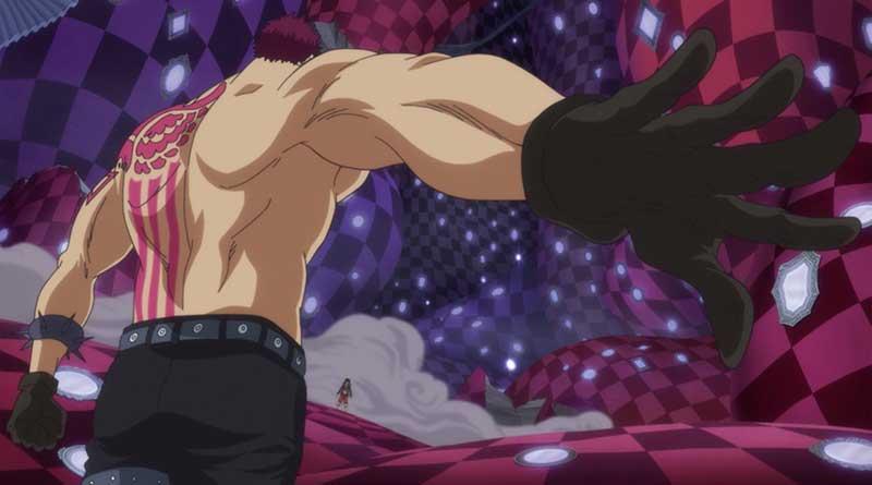 One Piece Episodio 857 Spoilers