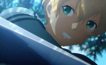 Sword Art Online Temporada 3 Episodio 3 - Las montañas del fin