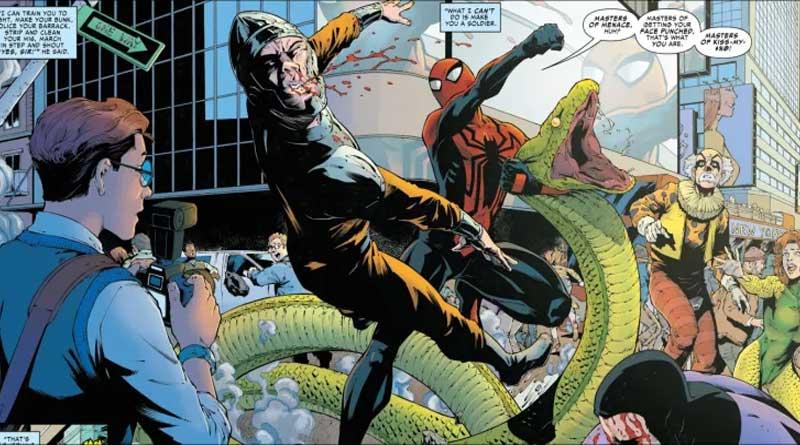 ¿Qué pasa si Flash Thompson se convirtió en Spider-Man en lugar de Peter Parker?