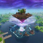 Fortnite: esto es lo que sucedió durante el evento del Cubo