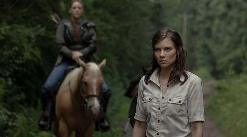 The Walking Dead, Lauren Cohan como Maggie Rhee