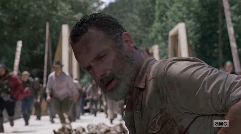 Temporada 9 The Walking Dead Episodio 5