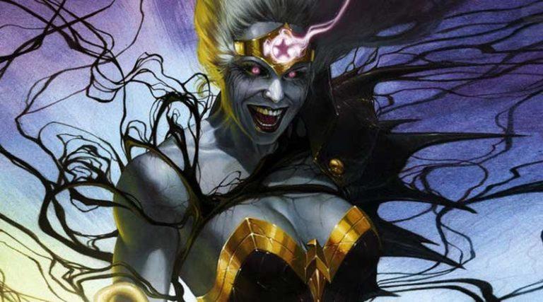 El nuevo enemigo de Wonder Woman es la Diosa de la magia de DC